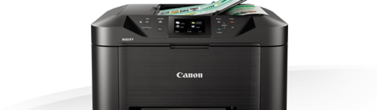 Multifunzione Canon MAXIFY MB5150.