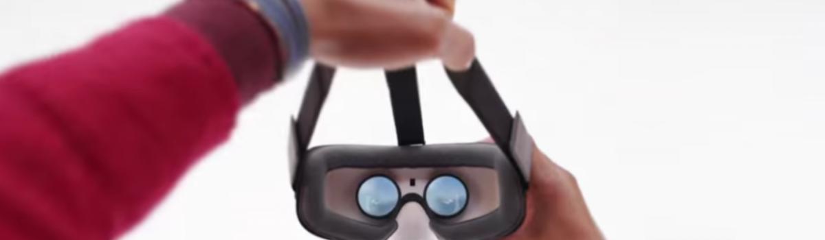 La realtà virtuale per esplorare nuovi mondi.